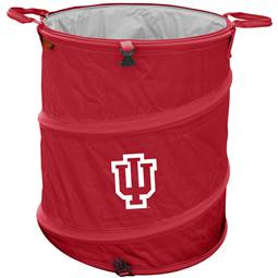 University of Indiana Hoosiers 3-IN-1 Cooler Trash Can Hamper