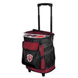 University of Indiana Hoosiers 48 Can Rolling Cooler
