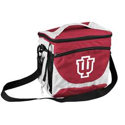 University of Indiana Hoosiers 24 Can Cooler
