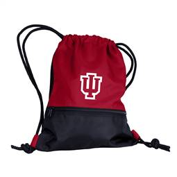University of Indiana Hoosiers  String Pack Tote Bag Backpack Carry Case