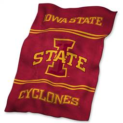 Iowa State University Cyclones UltraSoft Blanket - 84 X 54 in.