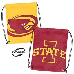 Iowa State University Cyclones Doubleheader Backsack 87D - Dbl Head Strin