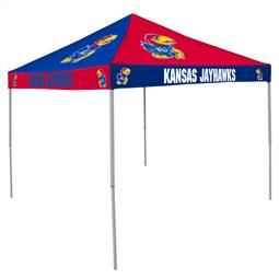 University of Kansas Jayhawks 9 X 9 Checkerboard Canopy - Tailgate Tent