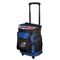 University of Kansas Jayhawks 48 Can Rolling Cooler