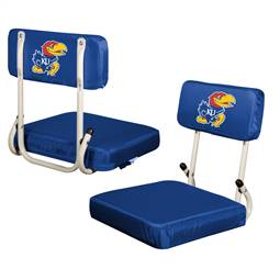 University of Kansas Jayhawks Hard Back SS 94 - Hardback Seat