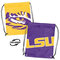 Louisiana State University LSU Tigers Doubleheader Backsack 87D - Dbl Head Strin