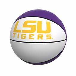 Louisiana State University LSU Tigers Official-Size Autograph Basketball 91FA - FS Auto BB