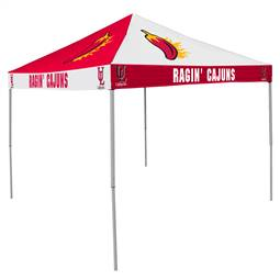 University of Louisiana Lafayette Ragin Cagins  9 ft X 9 ft Tailgate Canopy Shelter Tent