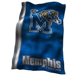 University of Memphis Tigers Ultrasoft Throw Blanket