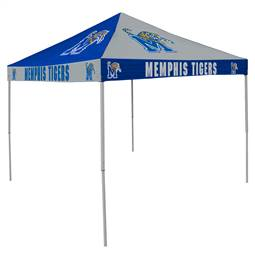 University of Memphis Tigers 9 X 9 Checkerboard Canopy - Tailgate Tent