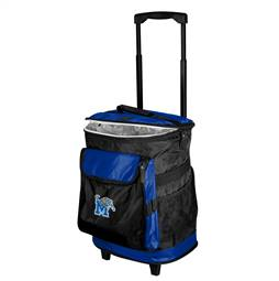 University of Memphis Tigers 48 Can Rolling Cooler