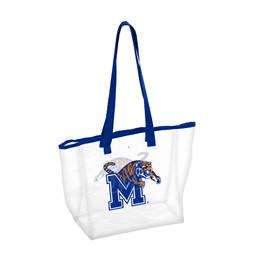 University of Memphis Tigers Clear Stadium Bag