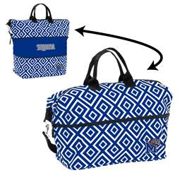 University of Memphis Tigers Expandable Tote Bag