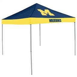 University of Michigan Wolverines 9 X 9 Economy Canopy - Tailgate Tent