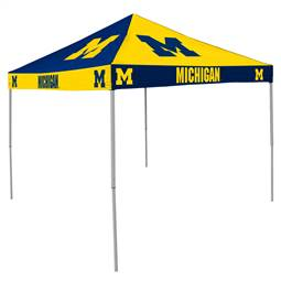 University of Michigan Wolverines 9 X 9 Checkerboard Canopy - Tailgate Tent