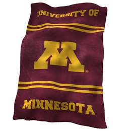 Minnesota UltraSoft Blanket