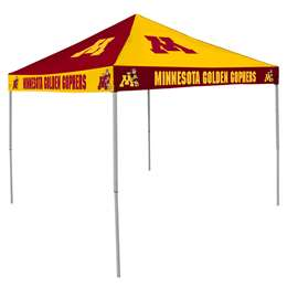 University of Minnesota Golden Gophers  9 ft X 9 ft Tailgate Canopy Shelter Tent