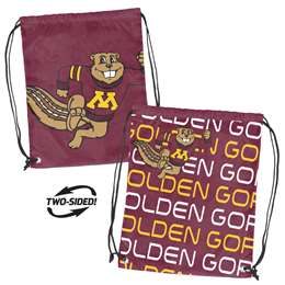 University of Minnesota Golden Gophers Doubleheader Back Sack