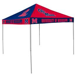 Ole Miss Rebels University of Mississippi 9 X 9 Checkerboard Canopy - Tailgate Tent