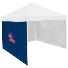 Ole Miss Rebels University of Mississippi 9 X 9 Canopy Side Wall