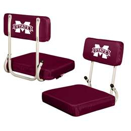 Mississippi State University Bulldogs Hard Back SS 94 - Hardback Seat