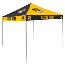 University of Missouri Tigers 9 X 9 Checkerboard Canopy - Tailgate Tent