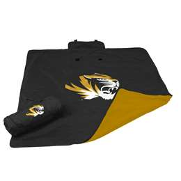 University of Missouri Tigers All Weather Blanket 73 -All Weather Blkt