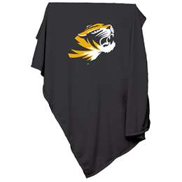 University of Missouri Tigers Sweatshirt Blanket 74 -Sweatshirt Blnkt