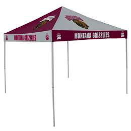 University of Montana Grizziles  9 ft X 9 ft Tailgate Canopy Shelter Tent