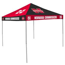 University of Nebraska Corn Huskers 9 X 9 Checkerboard Canopy - Tailgate Tent