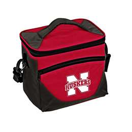 University of Nebraska Corn Huskers Halftime Lunch Bag 9 Can Cooler