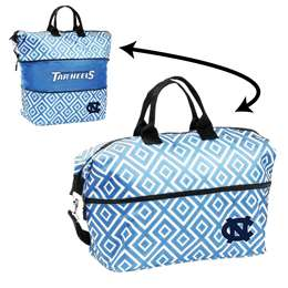 University of North Carolina Tar Heels Expandable Tote Bag
