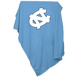 University of North Carolina Taraheels Sweatshirt Blanket 74 -Sweatshirt Blnkt