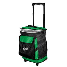 North Texas State University Mean Green 48 Can Rolling Cooler