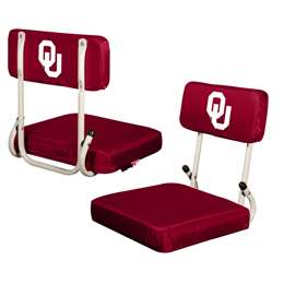 University of Oklahoma Sooners Hard Back SS 94 - Hardback Seat