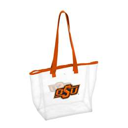 Oklahoma State University Stadium Clear Bag