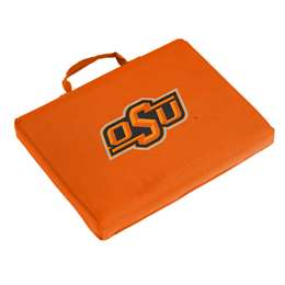 Oklahoma State University Cowboys Bleacher Cushion Stadium Seat