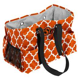 Oklahoma State University Cowboys Quatrefoil Jr Caddy 865 - Junior Caddy
