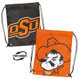 Oklahoma State University Cowboys Doubleheader Backsack 87D - Dbl Head Strin