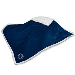 Penn State University Nittany Lions Sherpa Throw 24 - Sherpa Throw