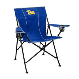 University of Pittsburgh Panthers Pregame Folding Chair with Carry Bag