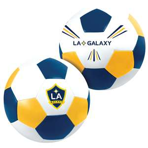 "LA Galaxy Big Boy 8"" Softee Soccer Ball"