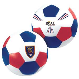 "Real Salt Lake Big Boy 8"" Softee Soccer Ball"