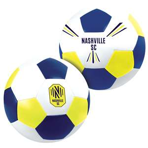"Nashville SC Big Boy 8"" Softee Soccer Ball"