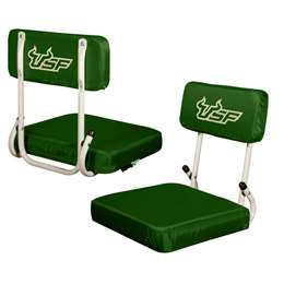 University of South Florida Bulls Hardback Stadium Seat