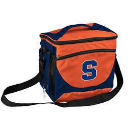 Syracuse University Orange 24 Can Cooler