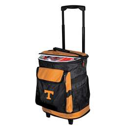 University of Tennessee Volunteers 48 Can Rolling Cooler