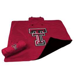 Texas Tech Red Raiders All Weather Blanket 73 -All Weather Blkt