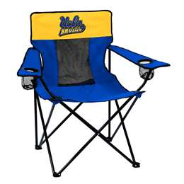 UCLA Bruins Elite Folding Chair with Carry Bag