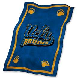 UCLA Bruins UltraSoft Blanket - 84 X 54 in.